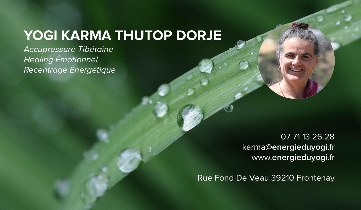 Contact Lnergie Du Yogi